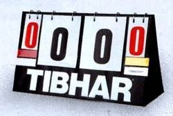 numerator TIBHAR Time Out 0-21